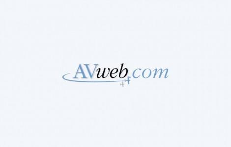 AV Web banner