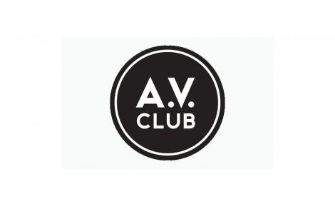 AV Club banner