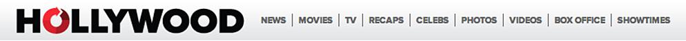 Hollywood.com header
